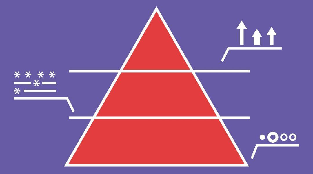 La piramide dell'influenza: lo strumento indispensabile per le tue campagne di Influencer Marketing