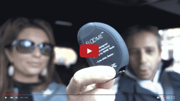 [CASO DI STUDIO] Floome, il Primo Etilometro per Smartphone